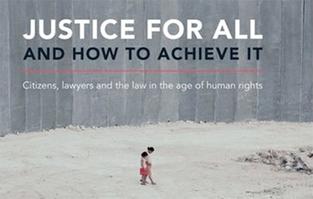 Sir Geoffrey Nice QC – Book Launch – Justice for All and How to Achieve It