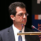 Dr Dimitrios Giannoulopoulos