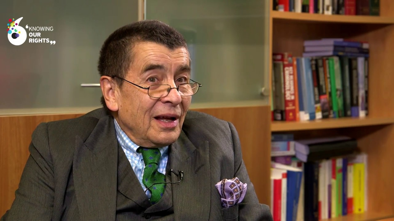 Sir Geoffrey Nice on the ECHR & the UK Bill of Rights