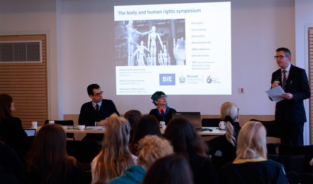 Feb1210 1024x602 - Interdisciplinary symposium sheds light on interconnections between the human body and human rights