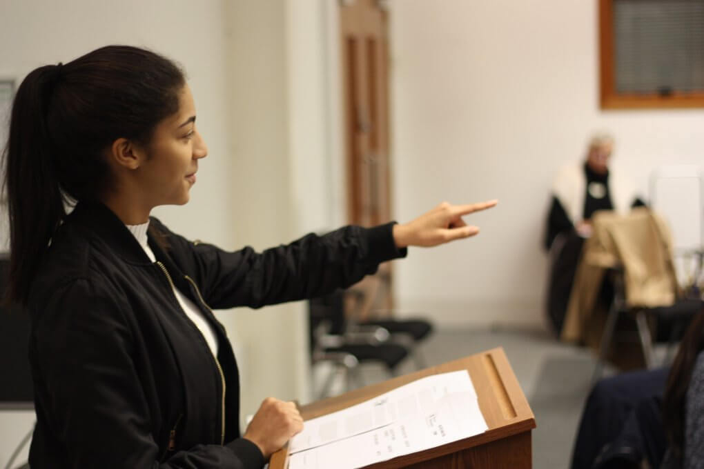 MTrial3 1020x680 - Year 12 students visit Brunel University for Knowing Our Rights Workshop
