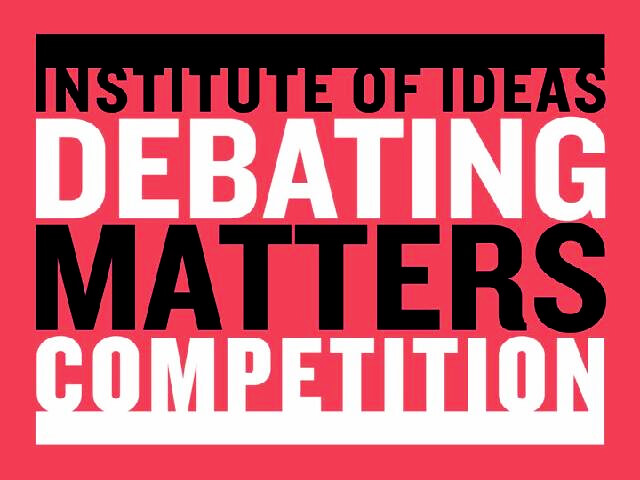 'Knowing Our Rights' partners up with the 'Institute of Ideas': London North human rights debating competition announced