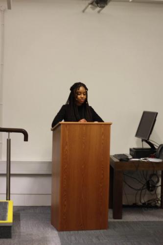 MTrial6 - Year 12 students take part in human rights workshop and mock trial